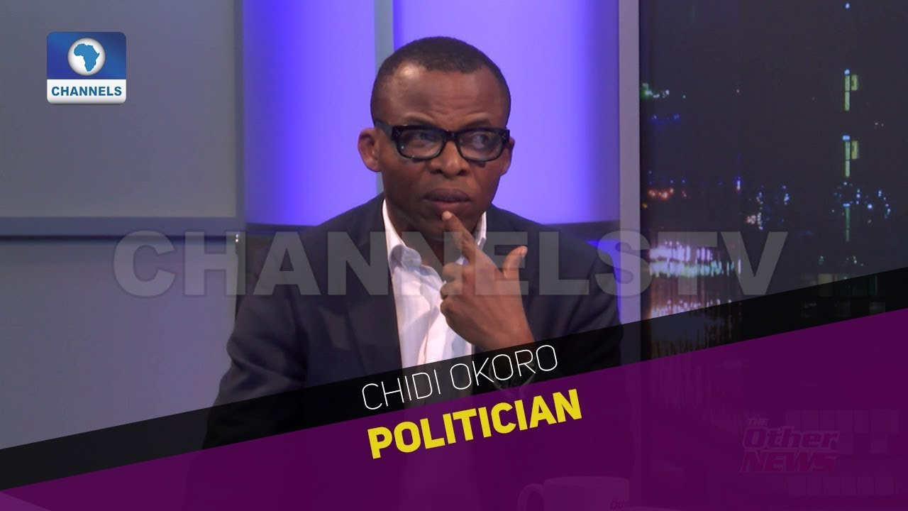 EXCLUSIVE: Chidi Okoro Discusses Politics And Secular Life With Okey Bakassi