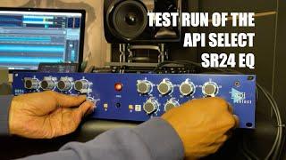 INDACUT   TEST RUN OF THE NEW API SELECT SR24 EQ screenshot 5