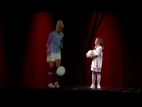 Vodafone Makes The UK's First Live Holographic Call Using 5G