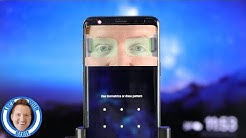 Security Settings, Biometrics & Smart Lock Tutorial for Galaxy S9