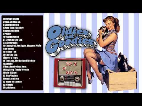 Oldies But Goodies 50 S And 60 S Nonstop Old Songs Youtube