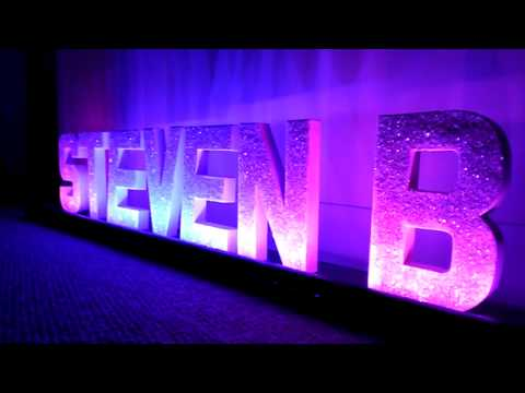 Dj Led Customized Signs for Sale