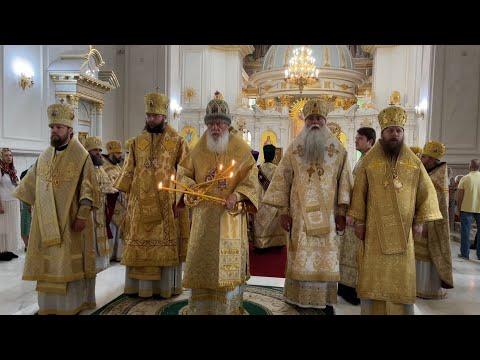 День  памяти  всех Одесских святых