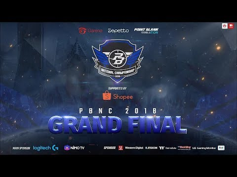PBNC 2018 Grand Final RRQ Endeavour VS Alter Ego
