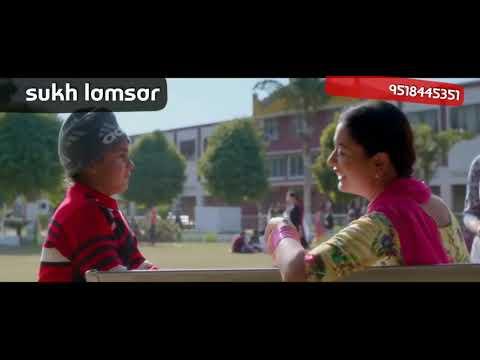 Channa Merya  Funny &romantic Scene/ Ninja/ Amrit Maan Hd