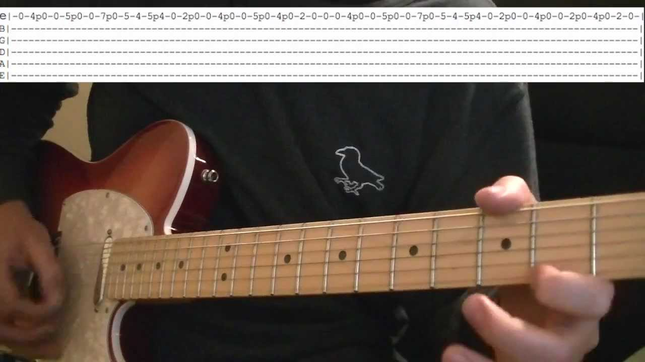 Top 10 Blink 182 Guitar Riffs Tutorial With Tabs Youtube