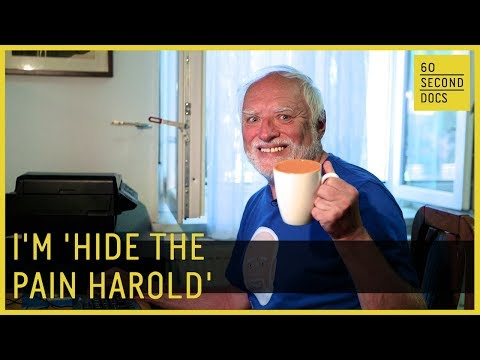 Who Is Hide The Pain Harold The Internet S Most Famous Meme
