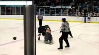 Kevin Cormier vs Marcel Tiger Dionne