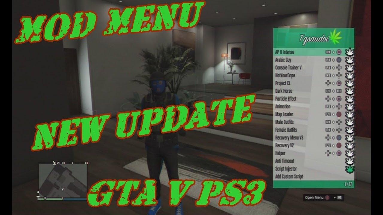 Ps3 not updating gta v
