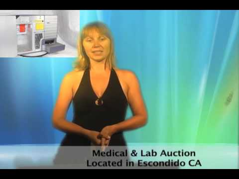 Medical & Lab Equipment Auction