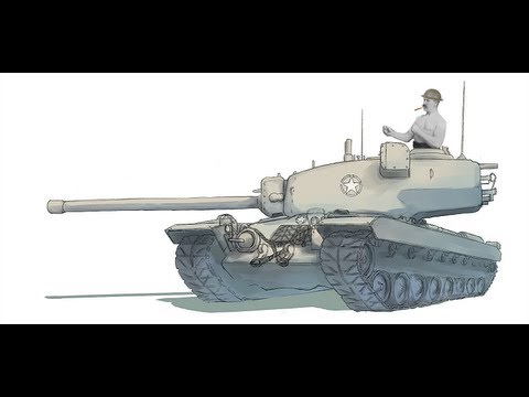 Last Stand - With the T29 Heavy Tank