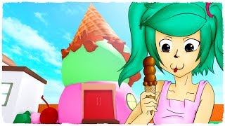 🤘 LULUSITA BREAKS A FOOT AND WE EAT A RICH ICE CREAM - ROBLOX ROLEPLAY