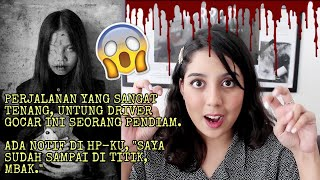 Cerita Horror Pendek Terseram  Nerror Creepypasta