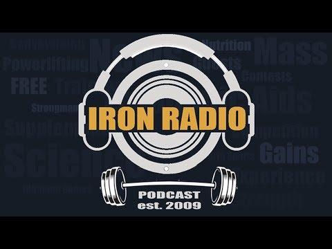 547 IronRadio Sports Nutrition News Time
