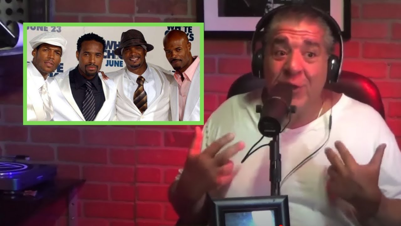 Support from the Wayans Family   Joey Diaz