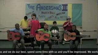 The Andersons Ii Music Video - Music Therapy