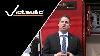 Victaulic Vortex® 500 Fire Suppression System - For Datacenters & Other IT - NFPA 2013