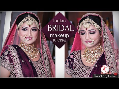 Bridal Step By Step Makeup Tutorial