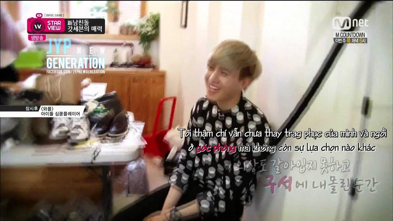 [Vietsub] GOT7 Mnet WIDE Entertainment News 21.07.14