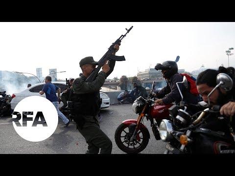 Vì sao người Việt quan tâm cuộc nổi dậy tại Venezuela ?