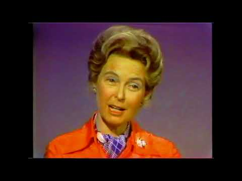 Phyllis Schlafly on Meet the Press 1977