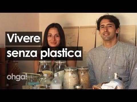Giacomo e Martina: la coppia che ha eliminato la plastica e ora sogna una Lodi plastic free