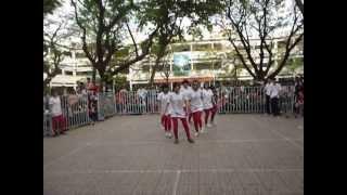 Hội xuân - THPT Nguyễn Công Trứ _ 12A21 Dance Cover!