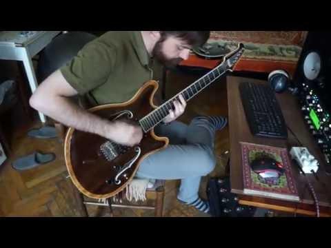 Kemper Profiling Amplifier ● Woven Trail guitar recording