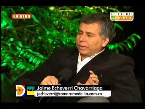 De Frente 17.SEP.2012: ¿Cómo va el empleo en Medellín?