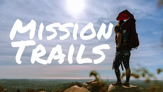 5 Peak Challenge (Mission Trails) - Cowles, Pyles Peak, Kwaay Paay, South and North Fortuna trails.