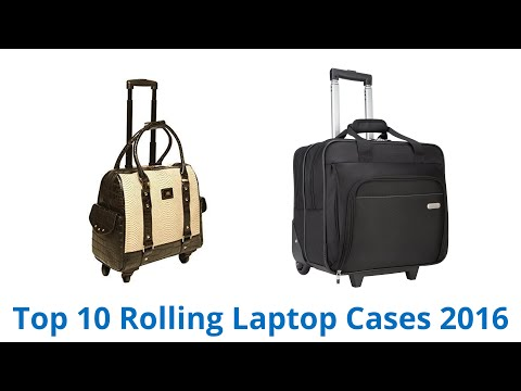 10 Best Rolling Laptop Cases 2016