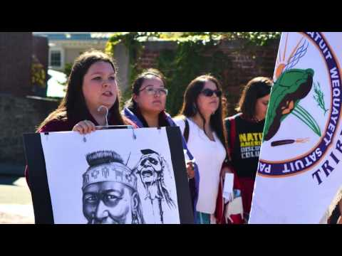 HOW WE REMEMBER: a documentary of Indigenous Peoples' day at Brown