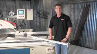 Baileigh Industrial Sts-14120-cnc Table Saw Cnc Woodworking Tablesaw Wood Cutting Machine