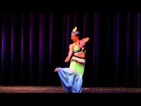 Flying Peacock [UCSD Chinese Dance Association Showcase 2013]
