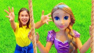 Si Si Cancion Infantil   Canciones Infantiles con Alex y Nastya