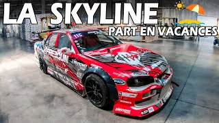 LA SKYLINE PART EN VACANCES ET ON FINI LE 2JZ DE LA SUPRA