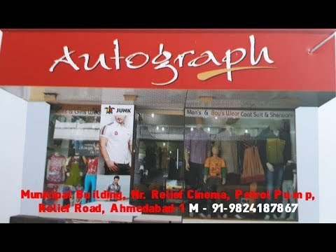 Autograph - Exclusive Designer Wear, Shirts. T-Shirts and Sherwani's for Men