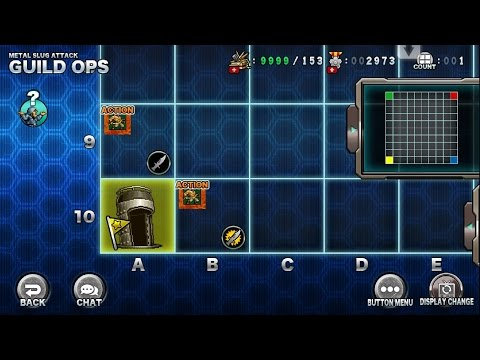 [HD]Metal slug ATTACK. EXTRA OPS!  SNATCH WARS  !!! (2.3.1 ver)