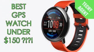 Amazfit Pace - Full Fitness REVIEW