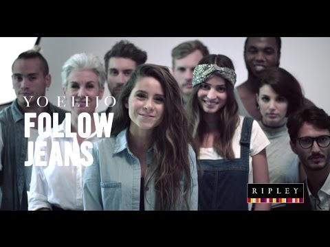 Camila Gallardo - I Follow Rivers (Letra) (Comercial Ripley 360º)
