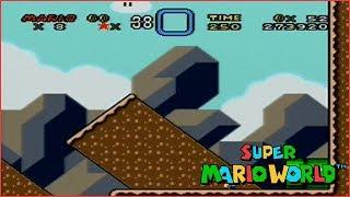 Super Mario World   Part 9   Los geht's auf Chocolate Island! [SNES/Deutsch]