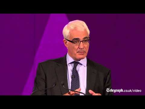 Scottish Independence debate: Salmond v Darling round two