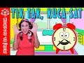 Capture de la vidéo Tik Tak, Kuca Sat | Tick Tock Says The Clock | Pevaj Sa Sandrom | Sing With Sandra | Dečije Pesme
