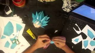 Parpecraft Cchibi Goku ssggss - Part 1