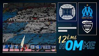 VIDEO: OM 3-1 Nîmes l La victoire vue des tribunes