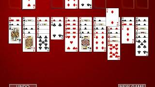 Hoyle Card Games 2002: Solitaire - Seahaven Towers