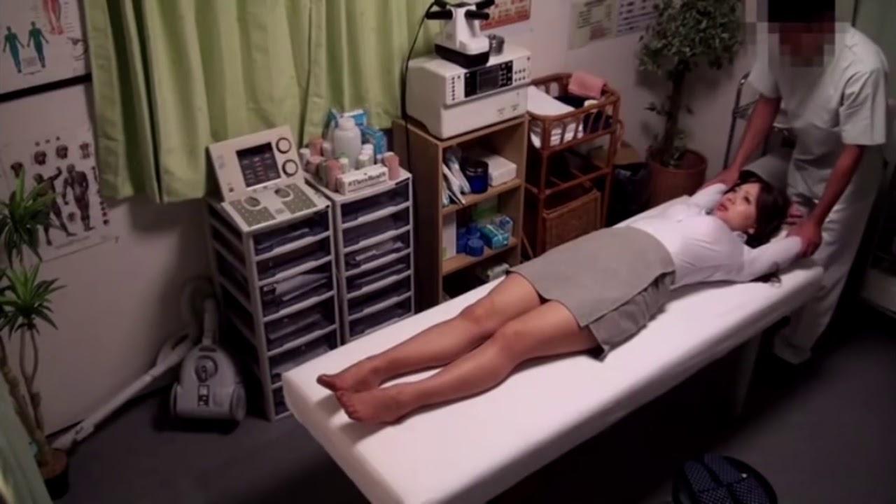 Japan Vlog 2019 l Body massage beautiful girl gently