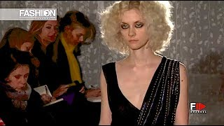 ALLEGRA HICKS Full Show Autumn Winter 2008 2009 New York   Fashion Channel