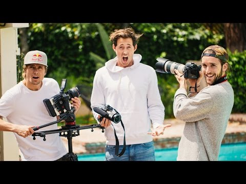 MY NEW FILM CREW! // VLOG 21