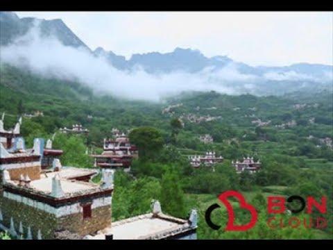 Beautiful Village in China : Jiaju Tibetan village